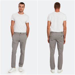 ATM Stretch Cotton Slim Pant